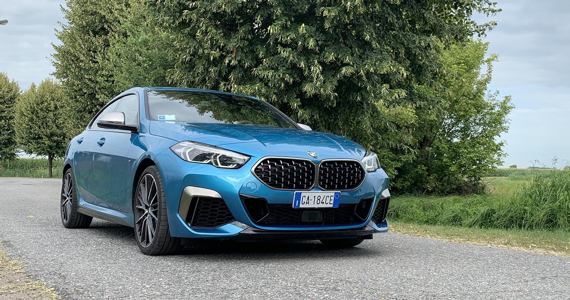 BMW M245i Gran Coupe 11