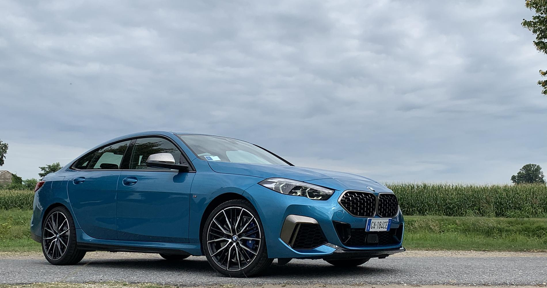 BMW M245i Gran Coupe 2