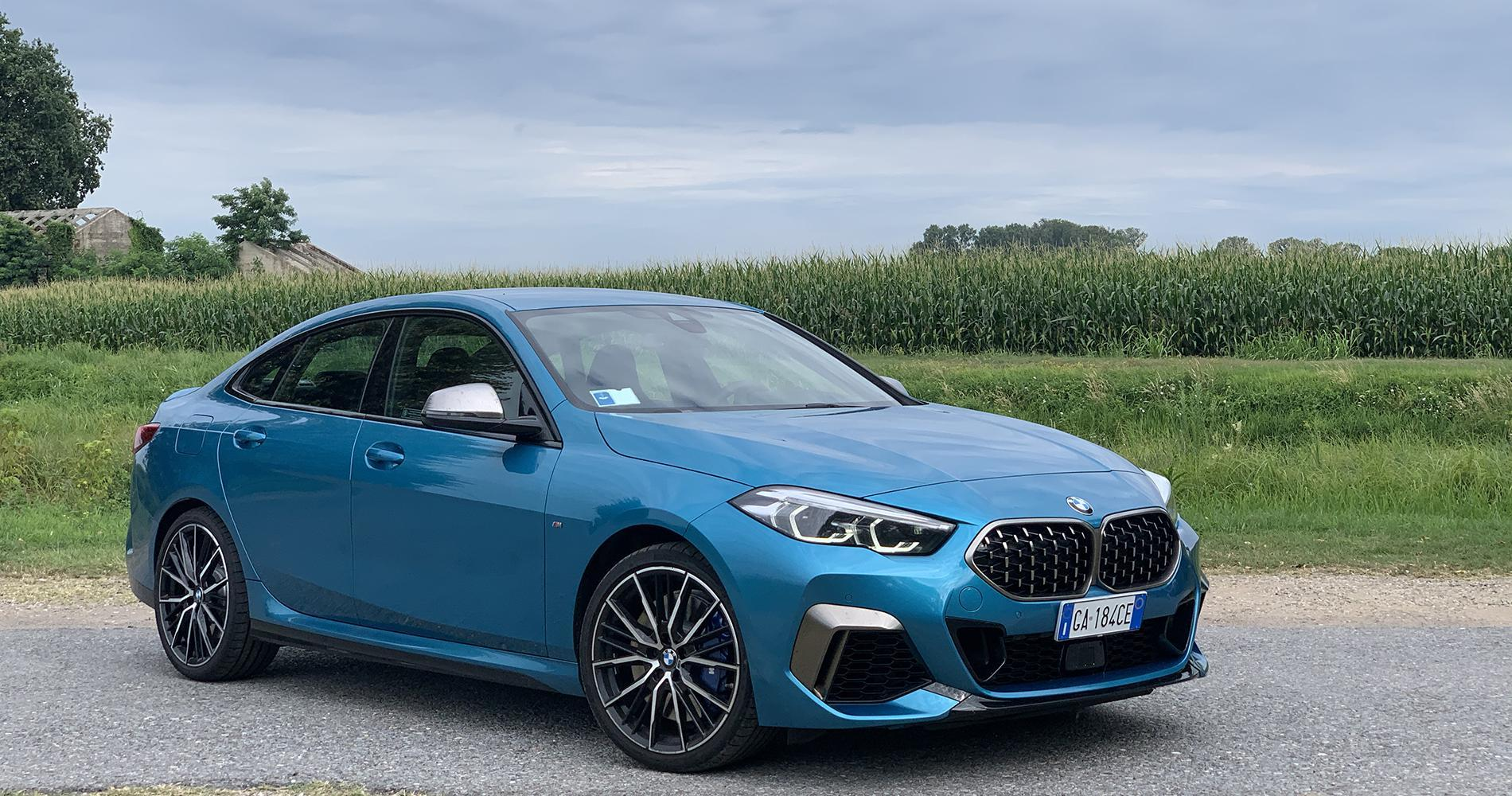 BMW M245i Gran Coupe 6