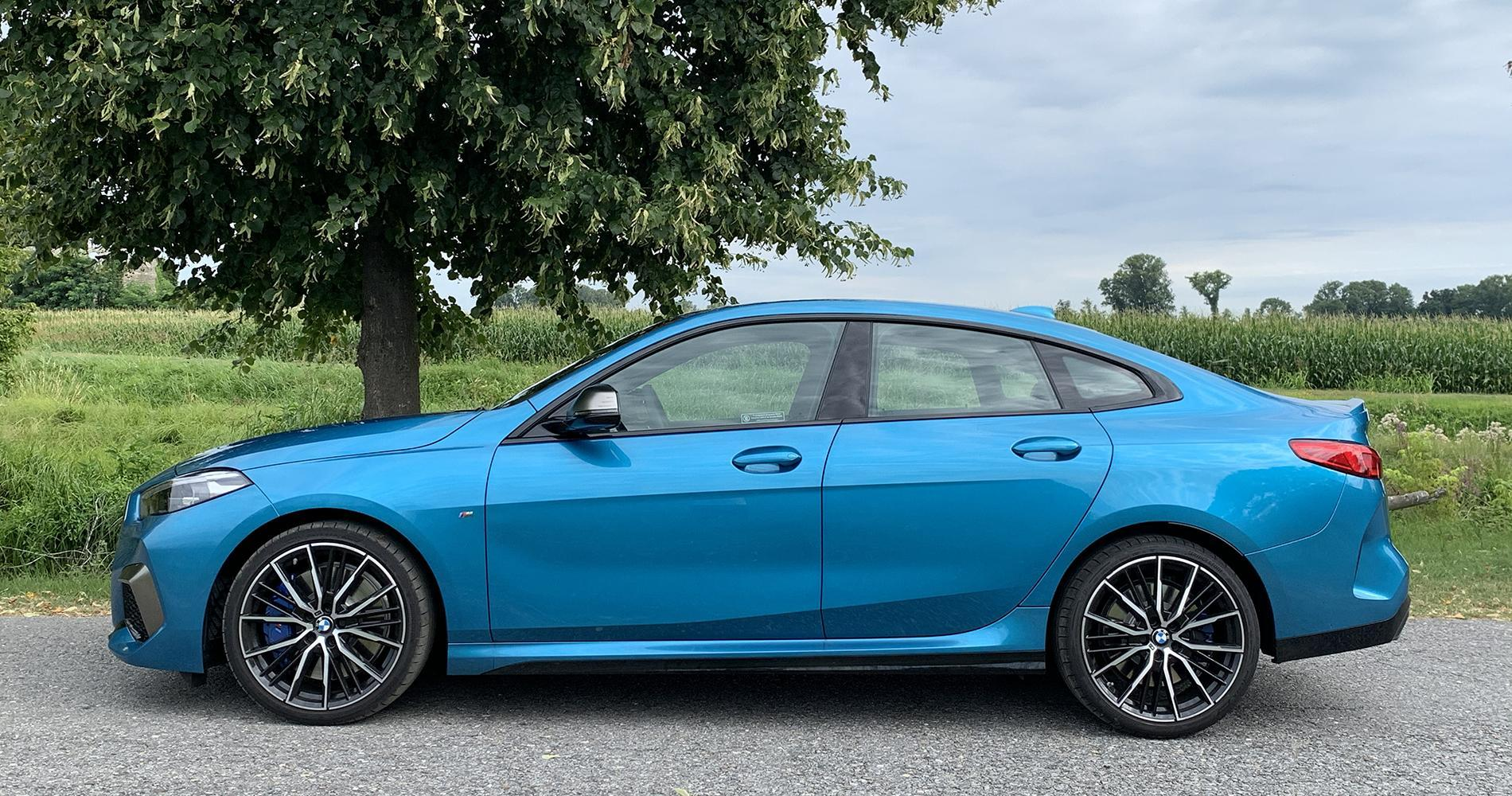 BMW M245i Gran Coupe 7