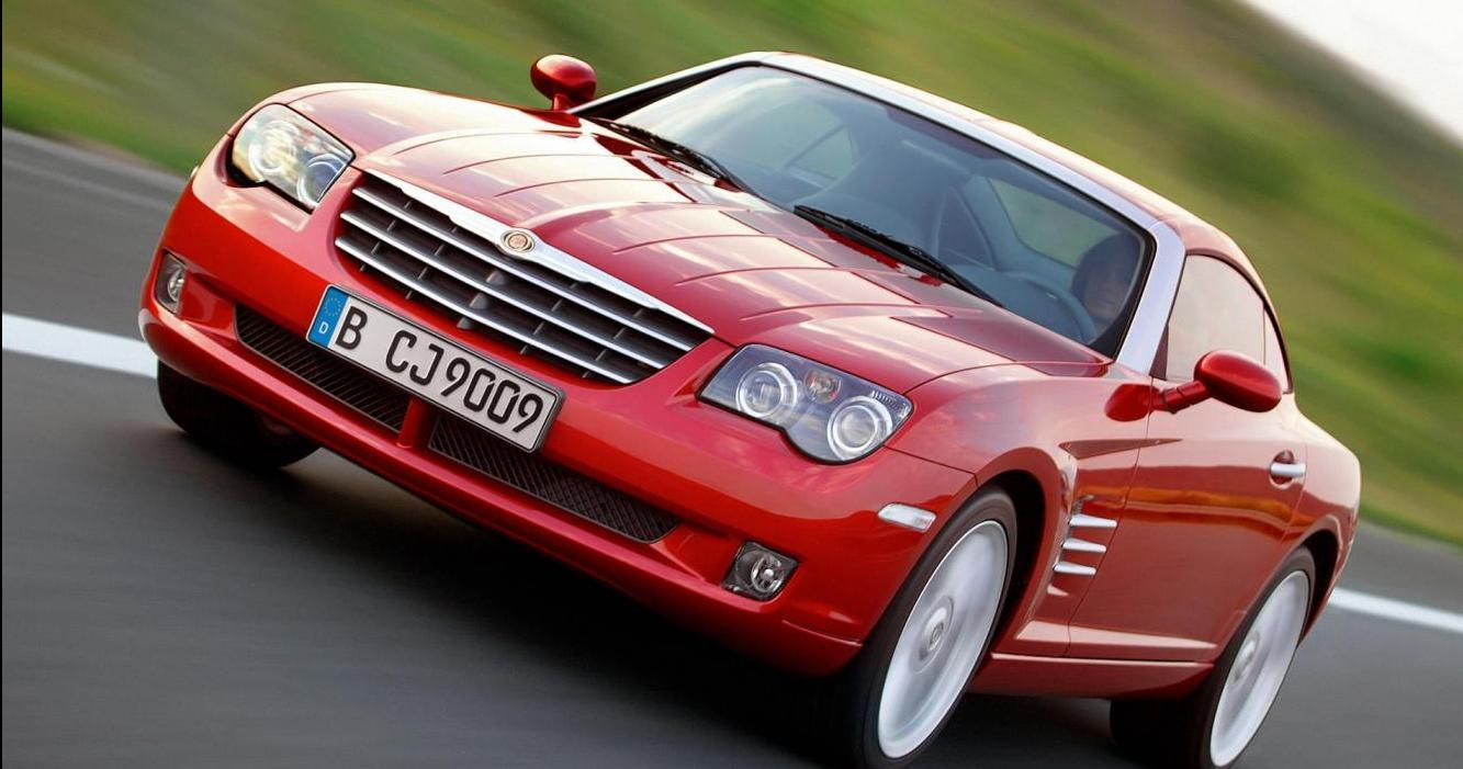 Chrysler Crossfire Los Angeles
