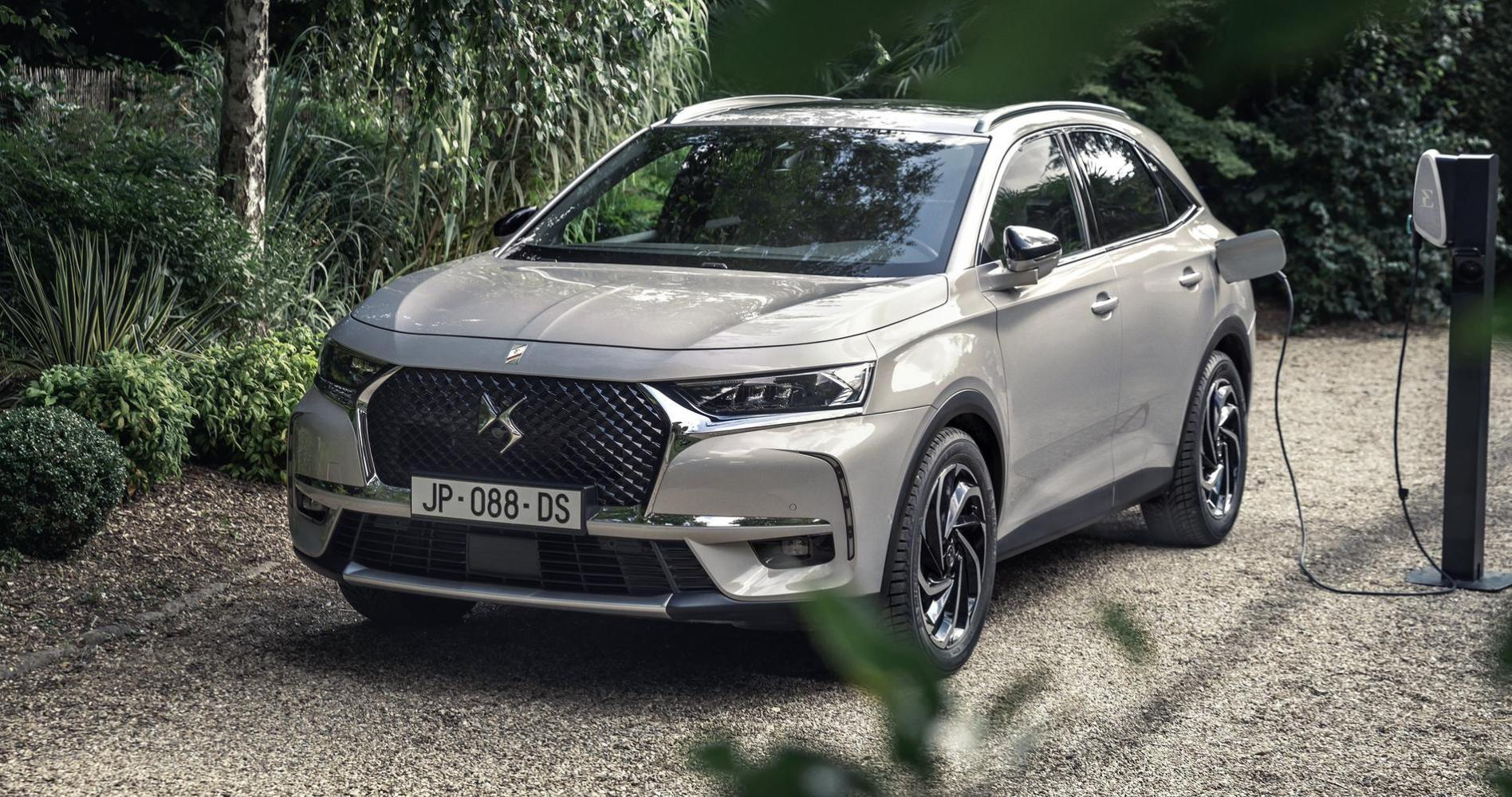 ds 7 crossback e tense 4x4 3