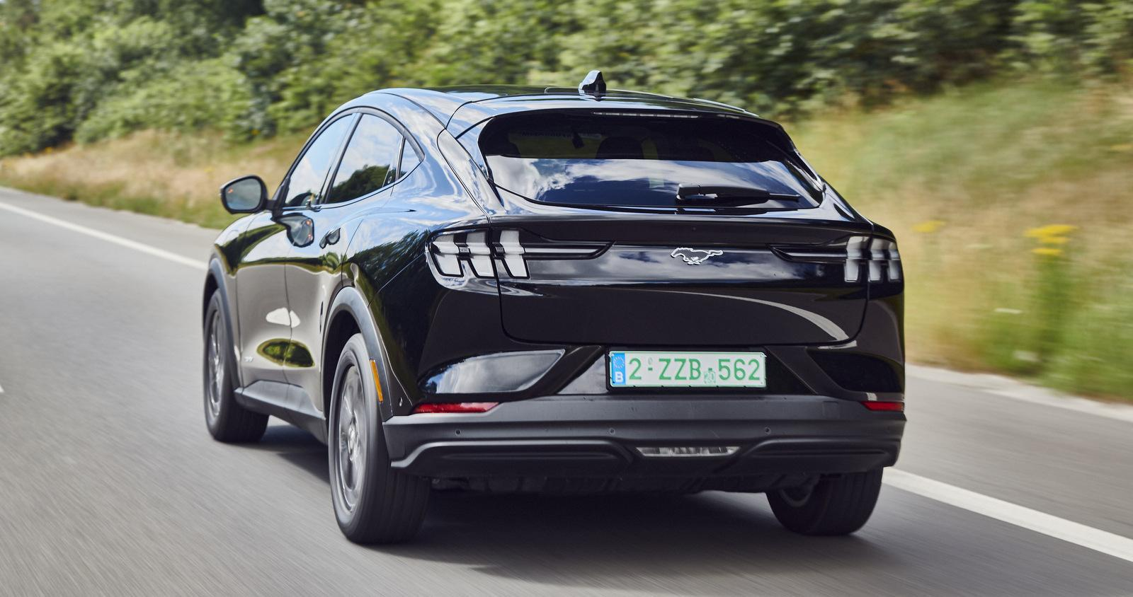 Ford Mustang Mach e 2021 5
