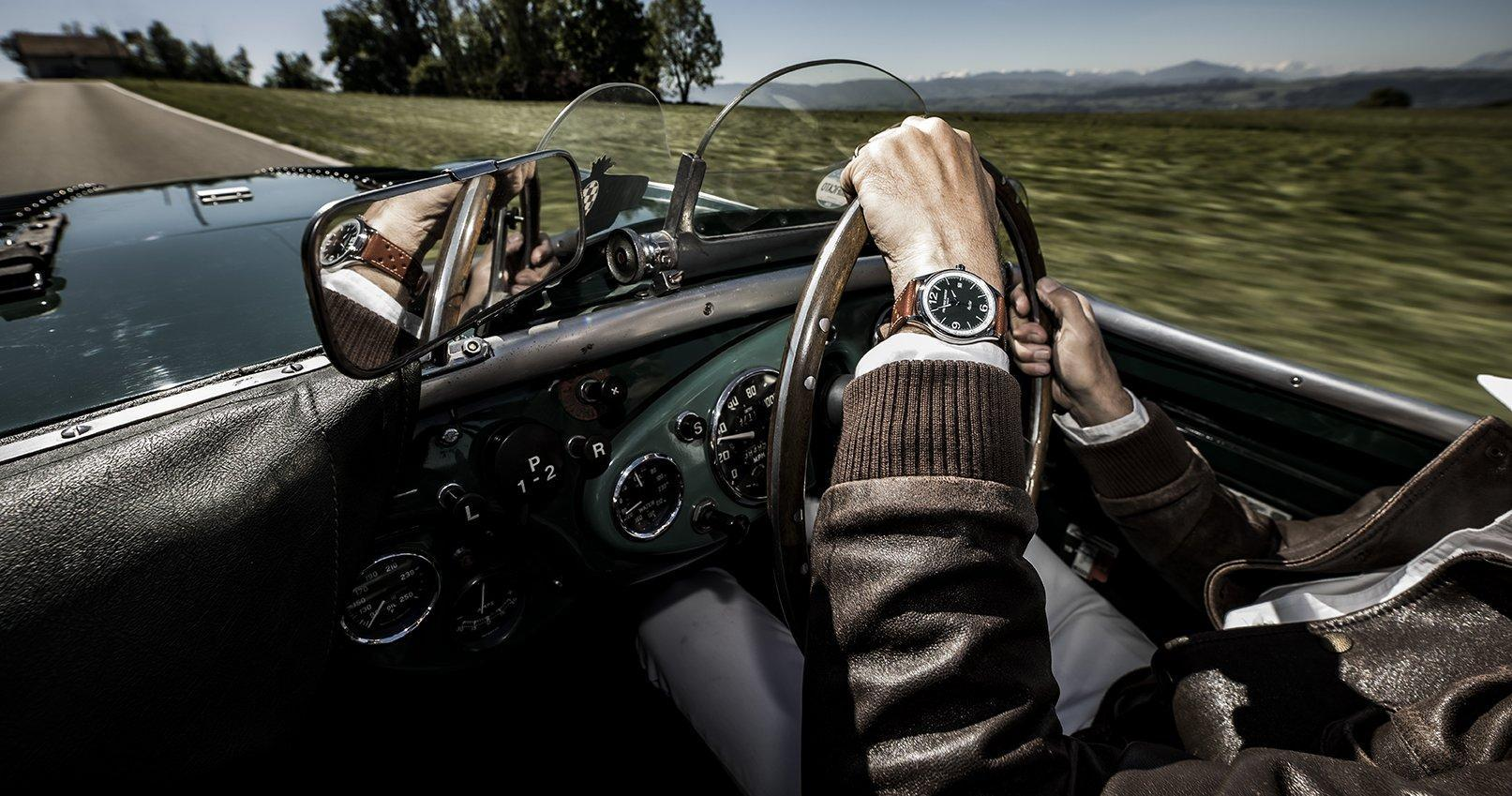 Frederique Constant Vintage Rally Healey Automatic 3