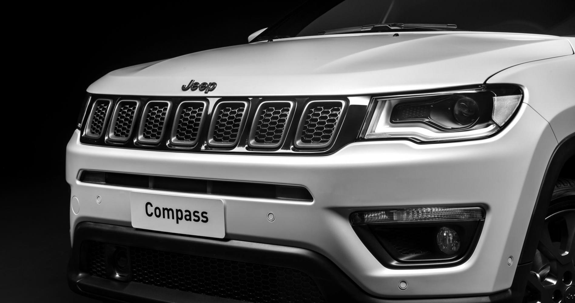 Jeep Compass Xe