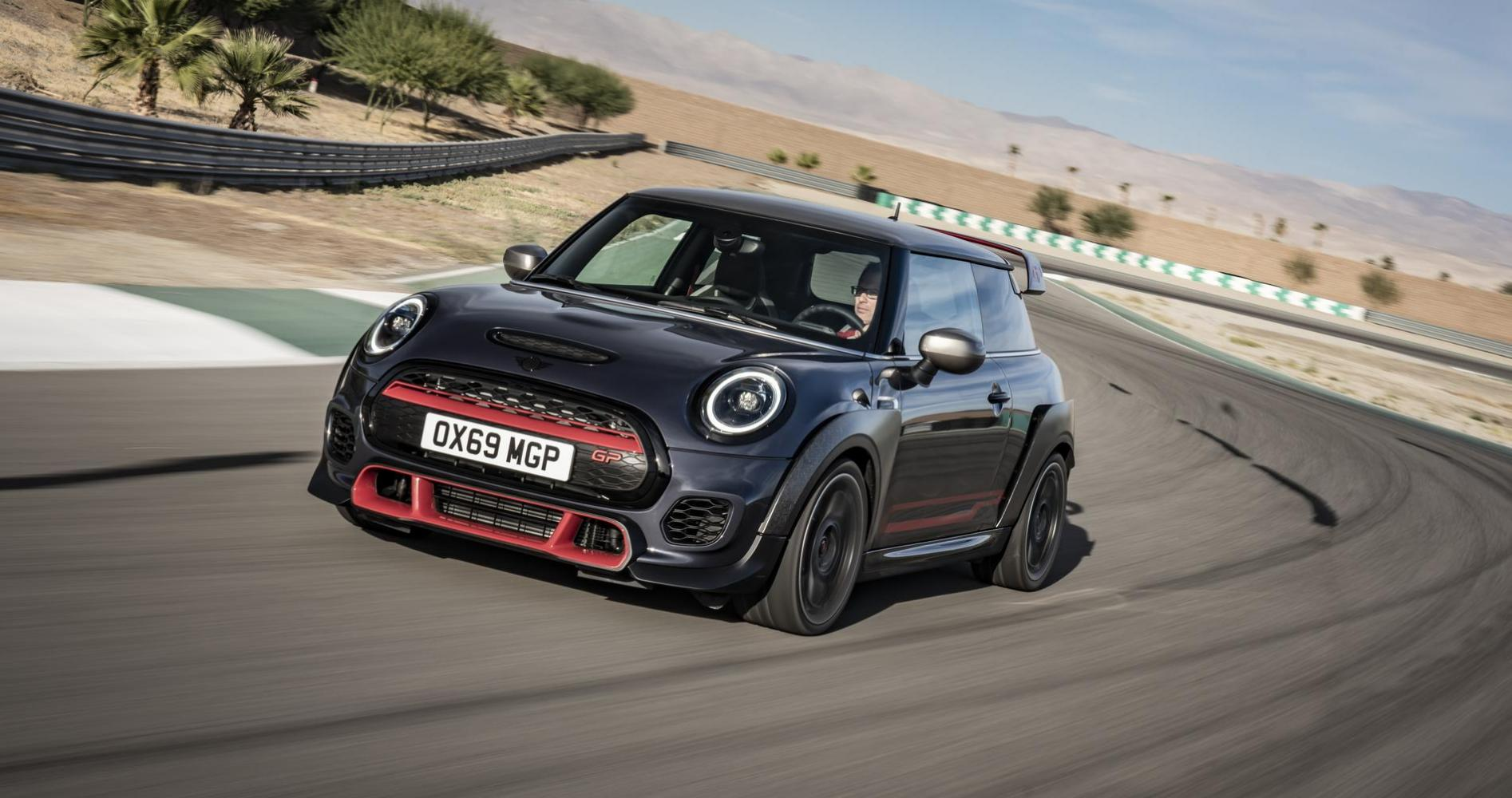 Mini Cooper John Cooper Works GP 2
