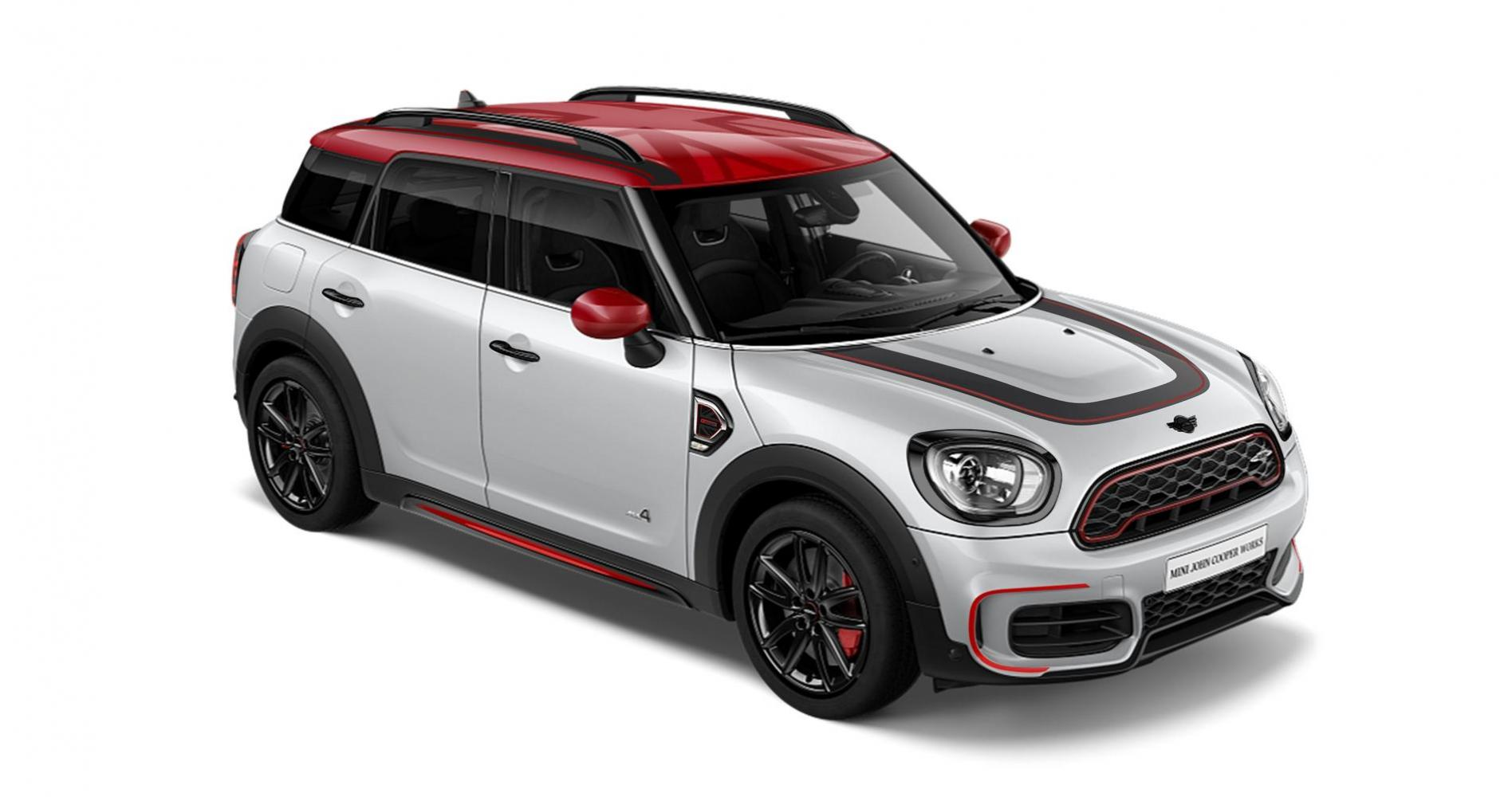 MINI Countryman John Cooper Works GT Edition 1