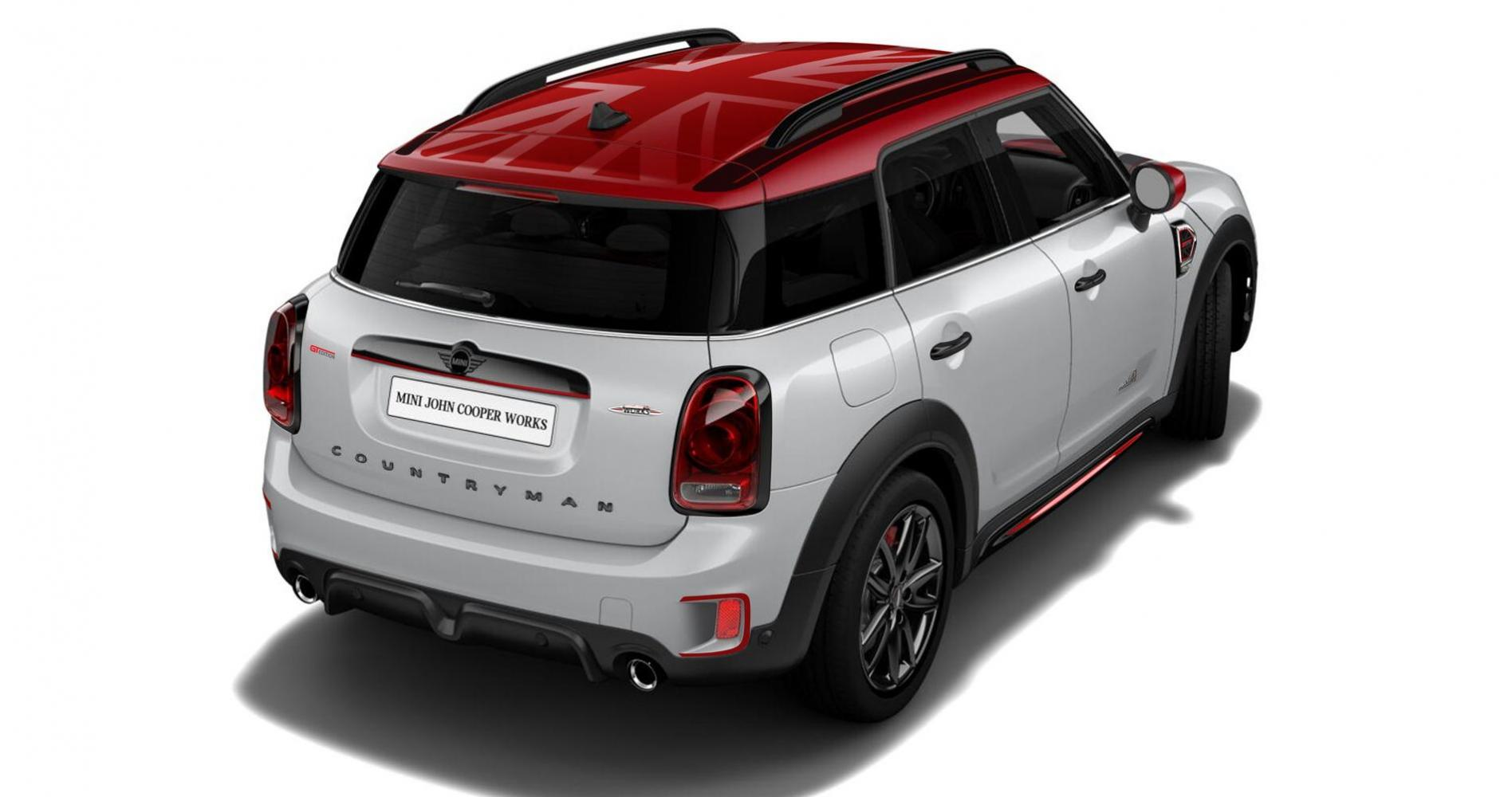 MINI Countryman John Cooper Works GT Edition 2