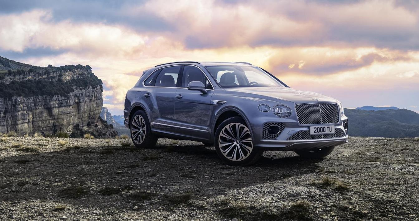Bentley Bentayga 2020 3