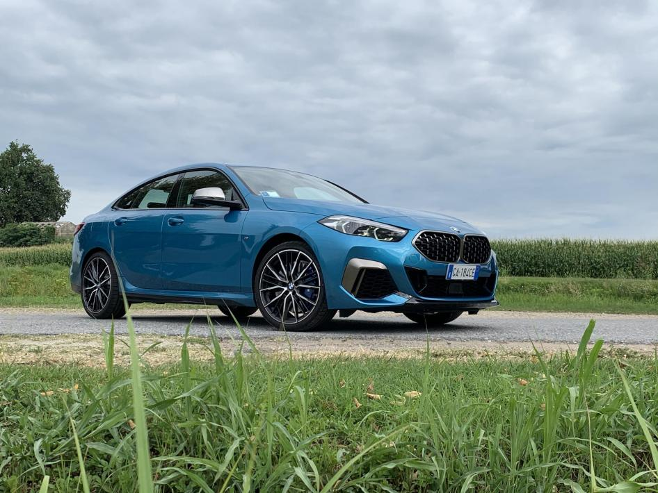BMW M245i Gran Coupe 3
