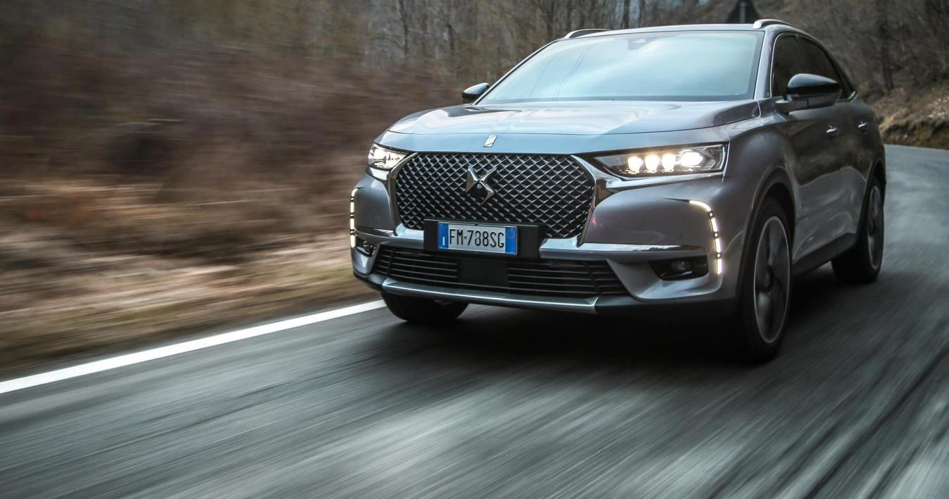 DS7 Crossback 2021