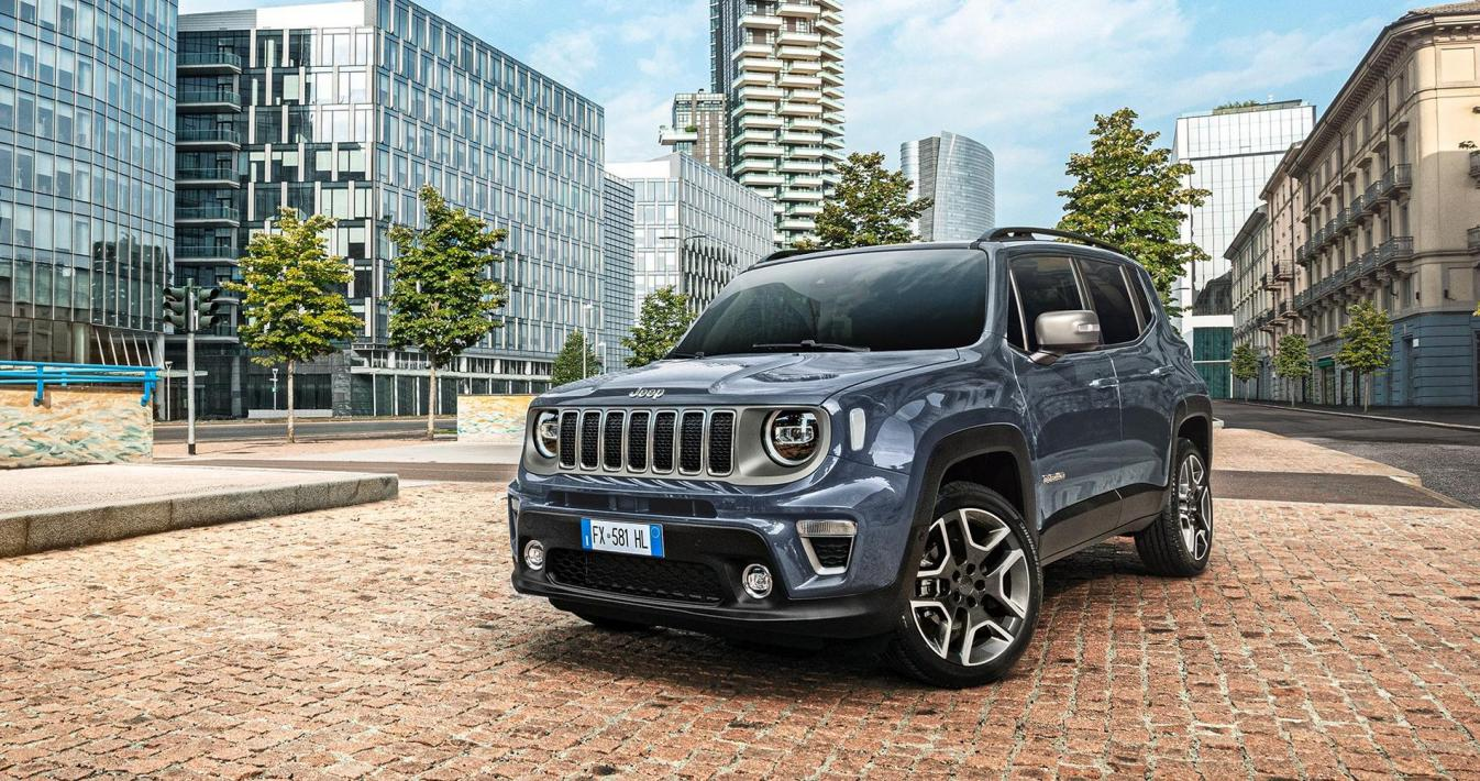 Jeep Renegade my 2020
