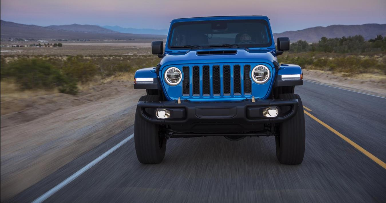 Jeep Wrangler Rubicon 392 5
