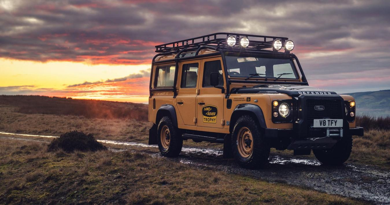 Land Rover Defender Works V8 Trophy 2