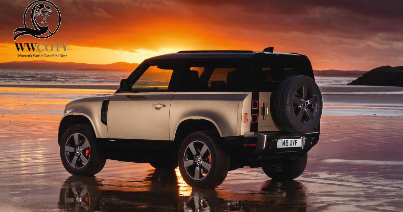 land rover defender world best car of the year