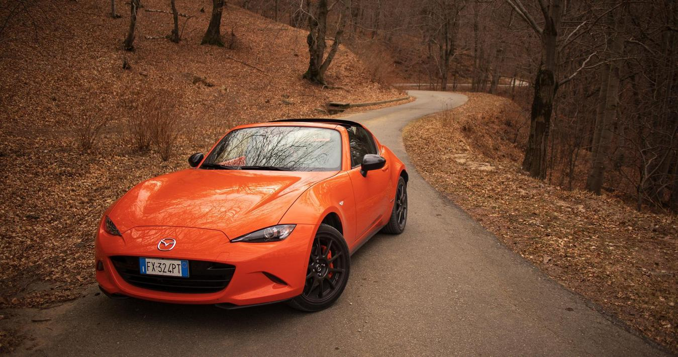 Mazda MX-5 RF 2.0 30th Anniversary