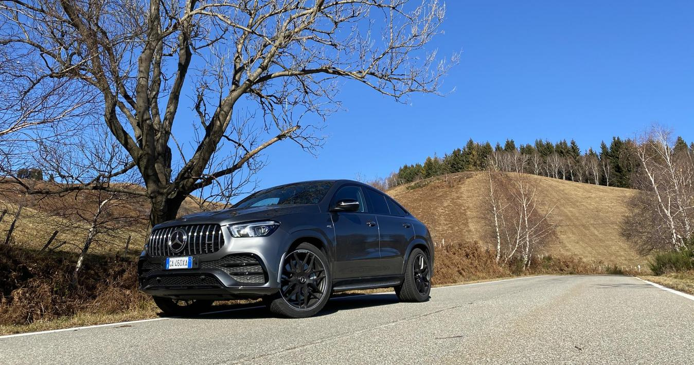 Mercedes-AMG GLE 53 Coupé 4Matic immagine
