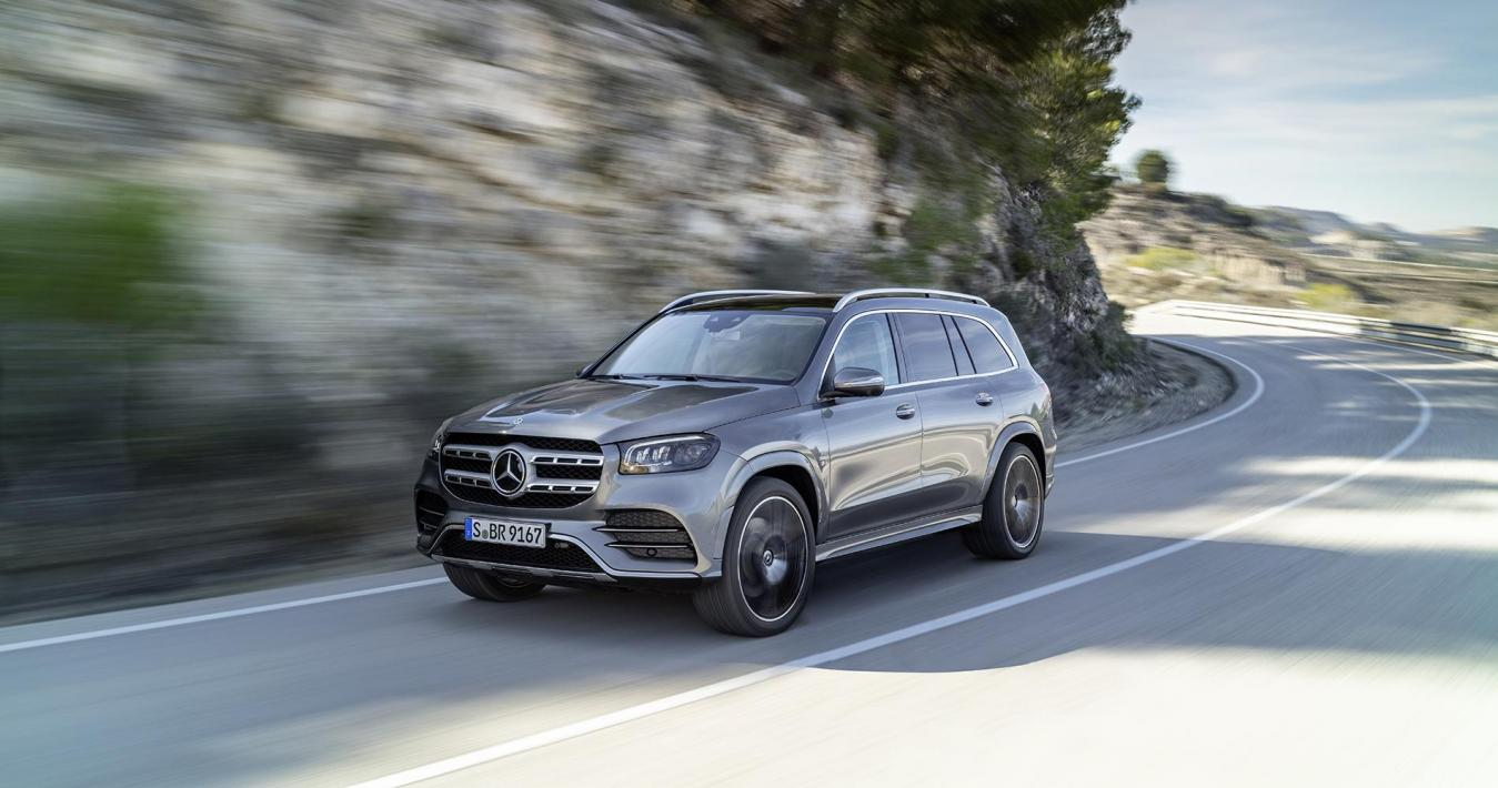 Mercedes GLS 400 d 4Matic test