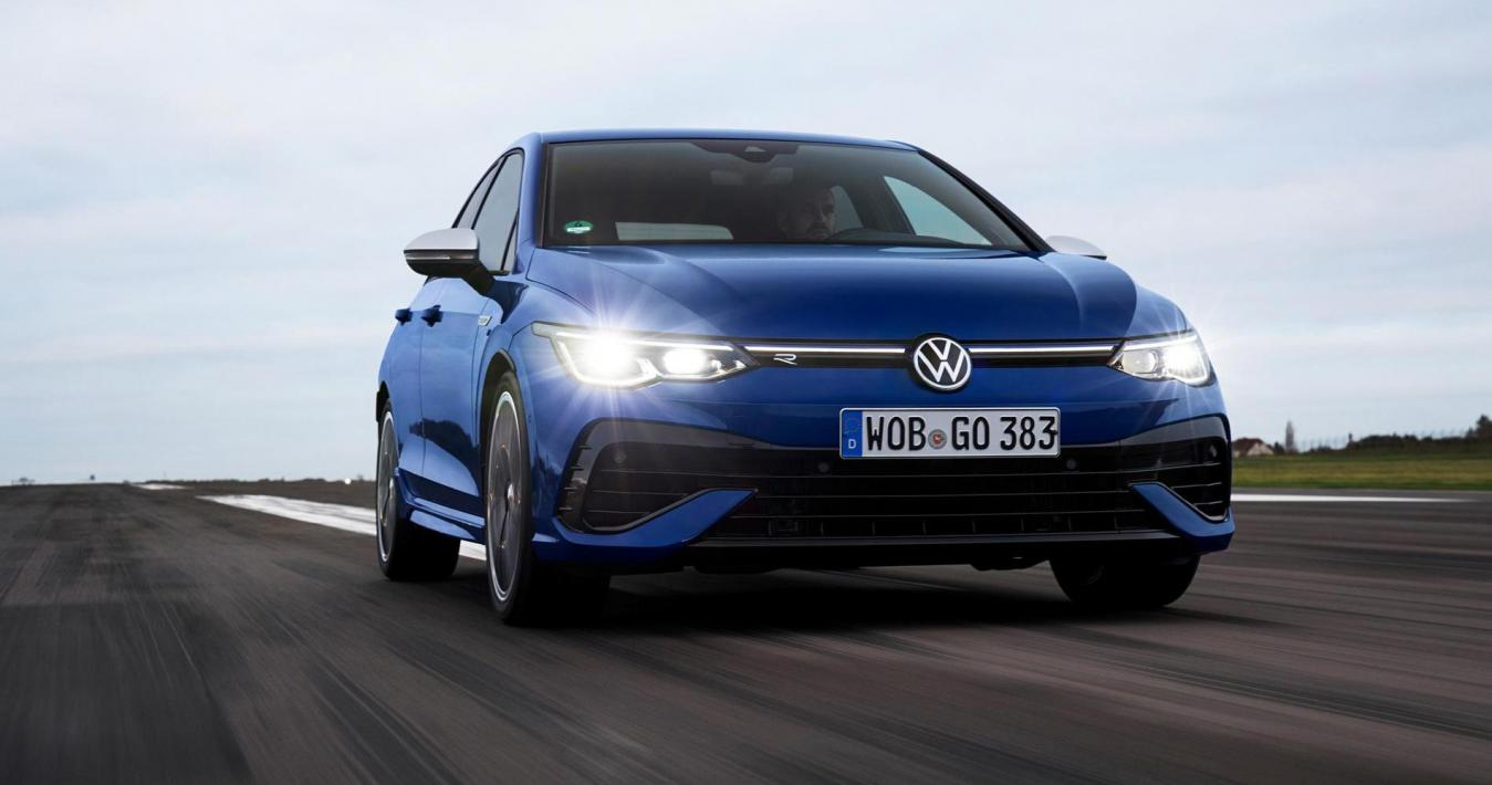 Volkswagen Golf R 2021 22